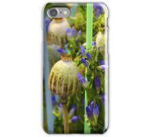 Poppy Seed Capsules iPhone Case/Skin