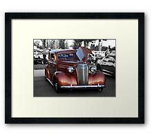 Copper Classic Framed Print