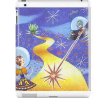 Sci Fi Wizard of Oz iPad Case/Skin