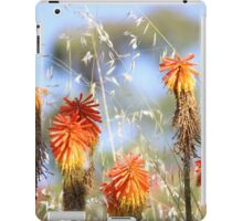 Red Hot at The Springs iPad Case/Skin