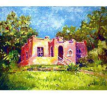 LITTLE HOUSE ON JOPLIN AVENUE Photographic Print