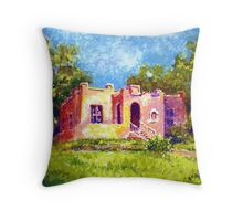 LITTLE HOUSE ON JOPLIN AVENUE Throw Pillow