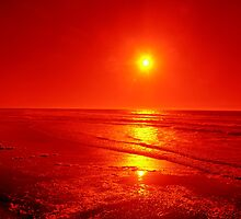 Red Beach by condyak