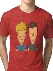 MS-Not Beavis & Butthead Tri-blend T-Shirt