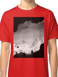 Snowy Isolation Classic T-Shirt