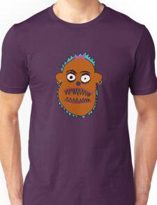 Boris in Brown, Texture like Sun Unisex T-Shirt