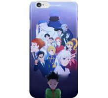 Hunter x Hunter: Memories iPhone Case/Skin