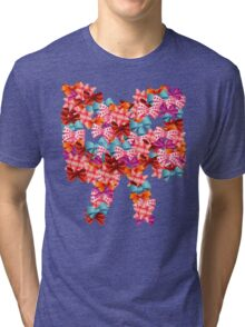 All about Bows Tri-blend T-Shirt