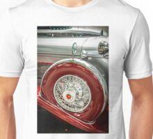 Duesenberg Spare Tire  Unisex T-Shirt
