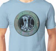 Creature at the Porthole Unisex T-Shirt