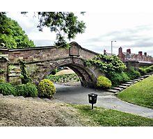 Dell Bridge . Photographic Print