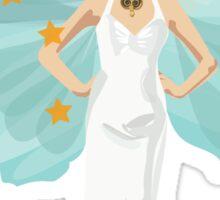 Gilda the Good Fairy Sticker