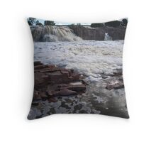Sioux Falls Throw Pillow