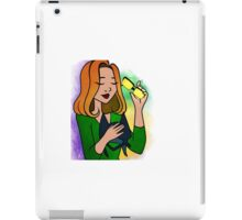 Oracle Unmasked iPad Case/Skin