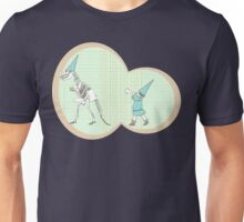 Happy birthday dear T-Rex Unisex T-Shirt