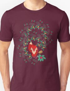 Cute Nerdy Fox T-Shirt