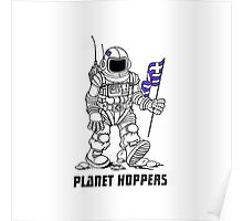 planet hoppers Poster