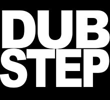 Dubstep text by funnyshirts