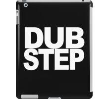 Dubstep text iPad Case/Skin