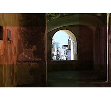 window sj1 Photographic Print