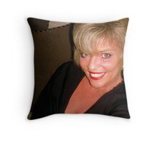 Beautiful day in Mississippi..... Throw Pillow