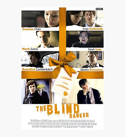 The Blind Banker Photographic Print