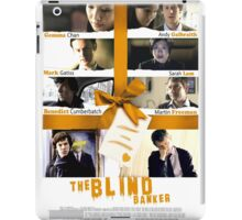 The Blind Banker iPad Case/Skin