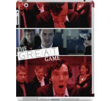 The Great Game iPad Case/Skin