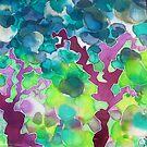 Mermaid Garden by Angel Ray