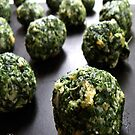Polpettine di Spinaci by MsGourmet