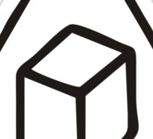 Community – Delta Cubes Sticker