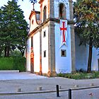 Templar Church . Igreja de Santa Maria do Castelo  by terezadelpilar~ art & architecture
