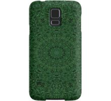 Green Swirl Samsung Galaxy Case/Skin
