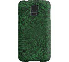 Green Twist Samsung Galaxy Case/Skin