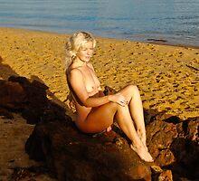 Bathed in golden light... by BrettSteiger Photography