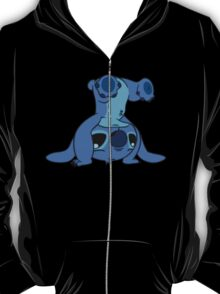 Cute Stitch upside down T-Shirt