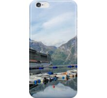 Celebrity Eclipse - Geiranger iPhone Case/Skin