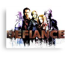 Defiance 1 Canvas Print
