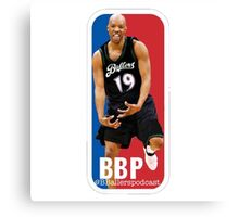 Big Ballers Podcast BBP- The Big Baller  Canvas Print
