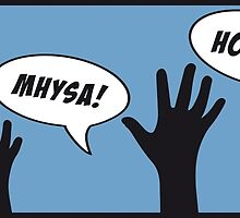 Mhysa vs Hodor - Game of Thrones by antonogzon