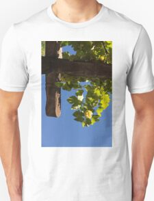 Harvest in the Sky - a Vertical View Unisex T-Shirt