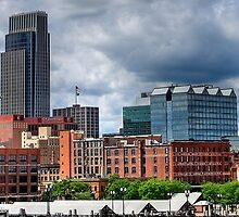 Omaha, Nebraska by Tim Wright