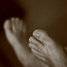 Footprints by Michael Kelly