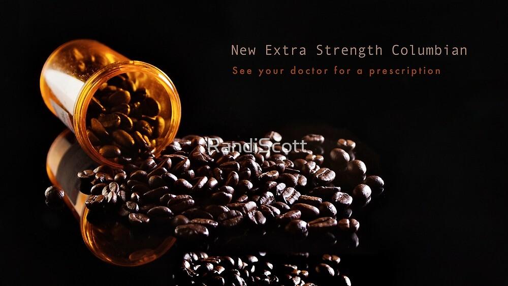 Caffeine Addiction by RandiScott