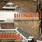 London Rooftops by phil decocco