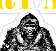Very Ape T Shirts, Stickers and Other Gifts Sticker