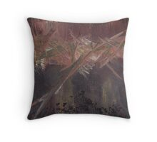 Chrystallized Anomaly Throw Pillow