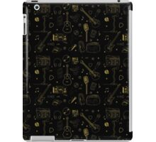 Music Silhouette  iPad Case/Skin