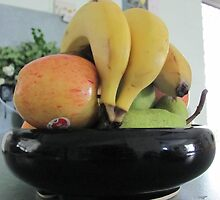 The Fruit Bowl of Colour by FrogGirl