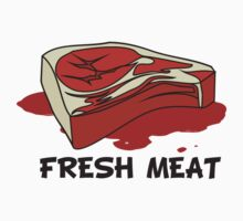 Fresh Meat by StarAdrael